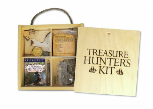 Treasure Hunter's Kit [$37] by way of Moss and Grove