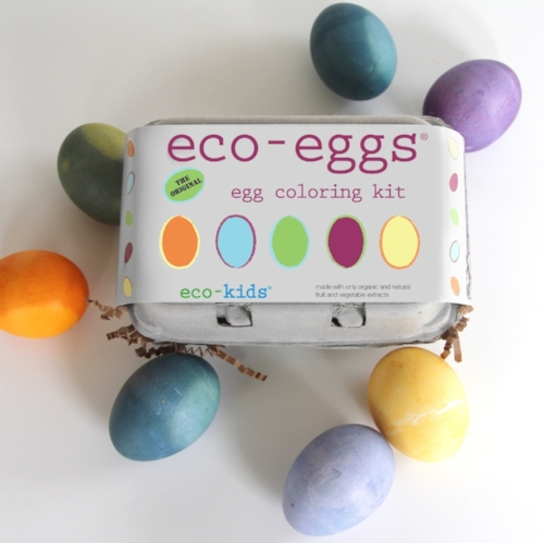 Eco-Egg Coloring Kit™ [$10] by way of Eco-Kids