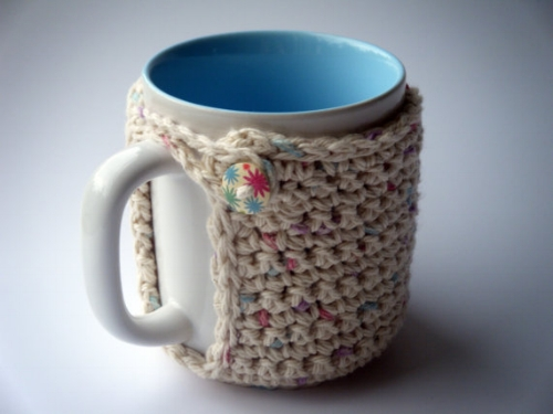 Coffee Cup Sweater [$15] by way of Of the Other Earth