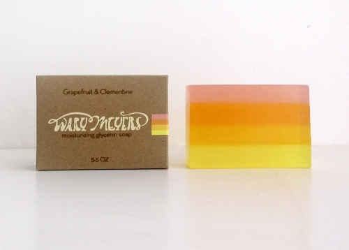 Soap [$14] by way of Wary Meyers