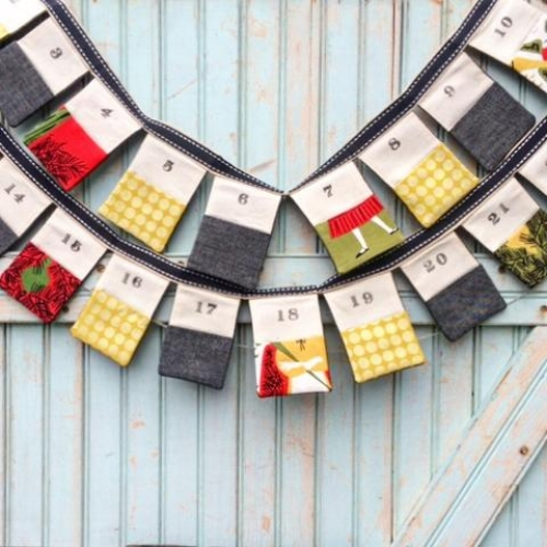 Advent Calendar [$85] by way of Worthy Goods