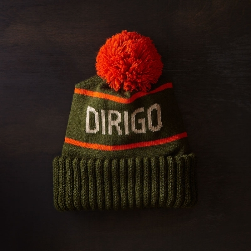 Dirigo Beanie [$35] by way of Might & Main 1820 Collection