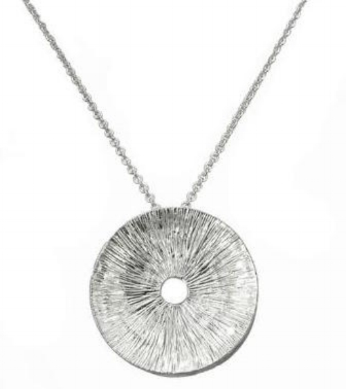 Helio Pendant [$224] by way of Heather Perry Jewelry