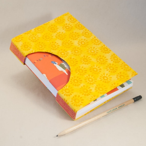 Sketchbook [$28] by way of Purplebeanbindery