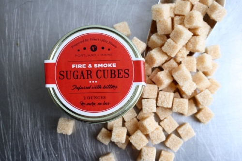 Sugar Cubes [$8] by way of Vena's Fizz House