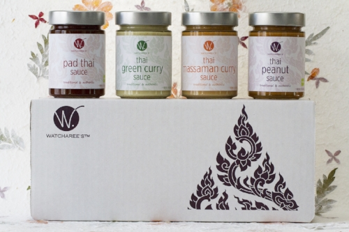 Thais Sauce Gift Set [$40] by way of Watcharee