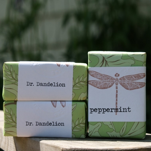 Olive Oil Soap [$5] by way of Dr. Dandelion