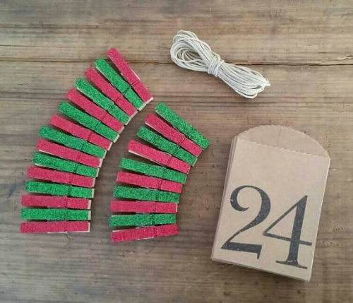 Christmas Countdown [$20] by way of RunningBlynd