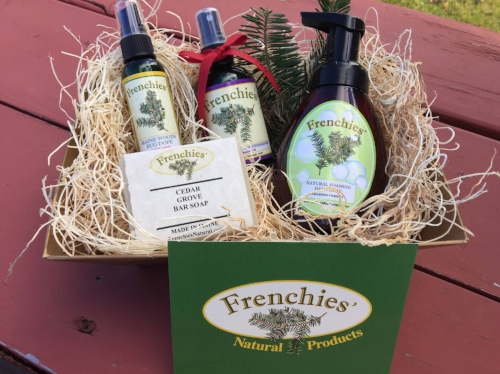 Frenchies' Classic Collection [$35] by way of Frenchies