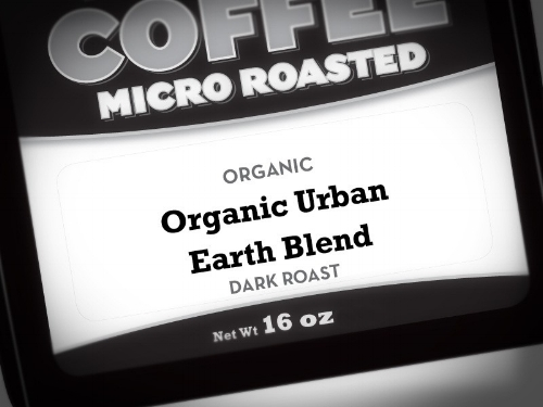 Organic Urban Earth Blend [$16.50] by way of Coffee By Design