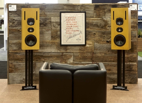 Dan Wallin designed Monitors [variable] by way of Terra Speakers and E.B. White Poster by way of Might + Main