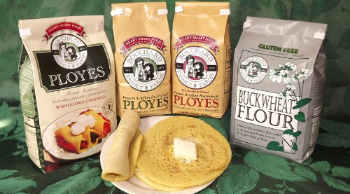 Ployes [varies] by way of Bouchard Family Farms