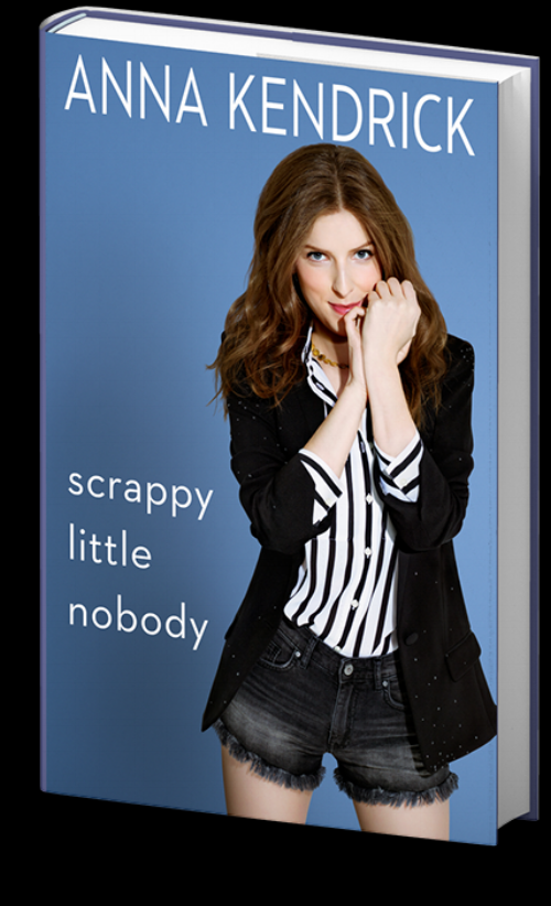 Anna Kendrick's Scrappy Little Nobody [$16] by way of Bull Moose