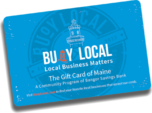 Local Economy Gift Card [varies] by way of Buoy Local