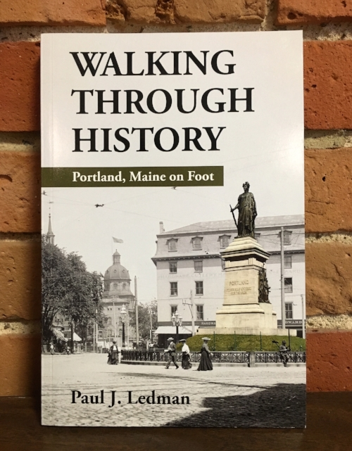 Walking Through History [$20] by way of Maine Historical Society Museum Store