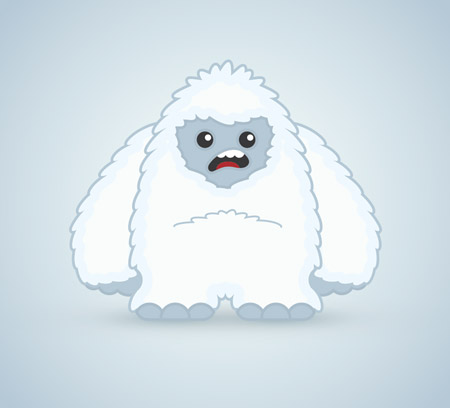 This is a Yeti I found on google.