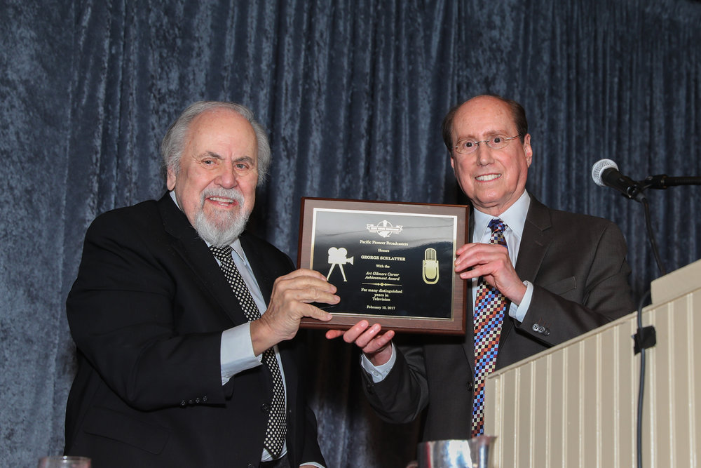 George Schlatter Luncheon - February 2017