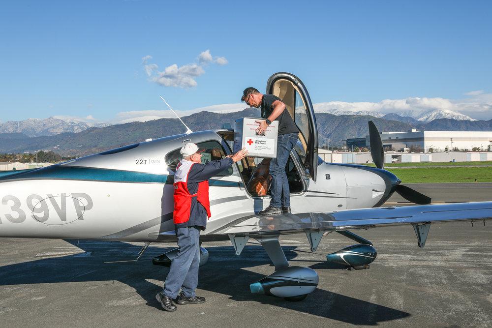 Disaster Air Response Team Exercies: January 2017