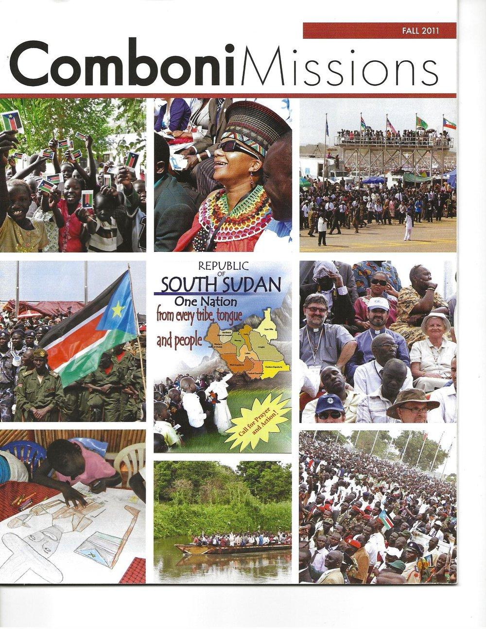 Comboni Sudan 2011.jpg
