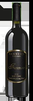 bottle of Franceso