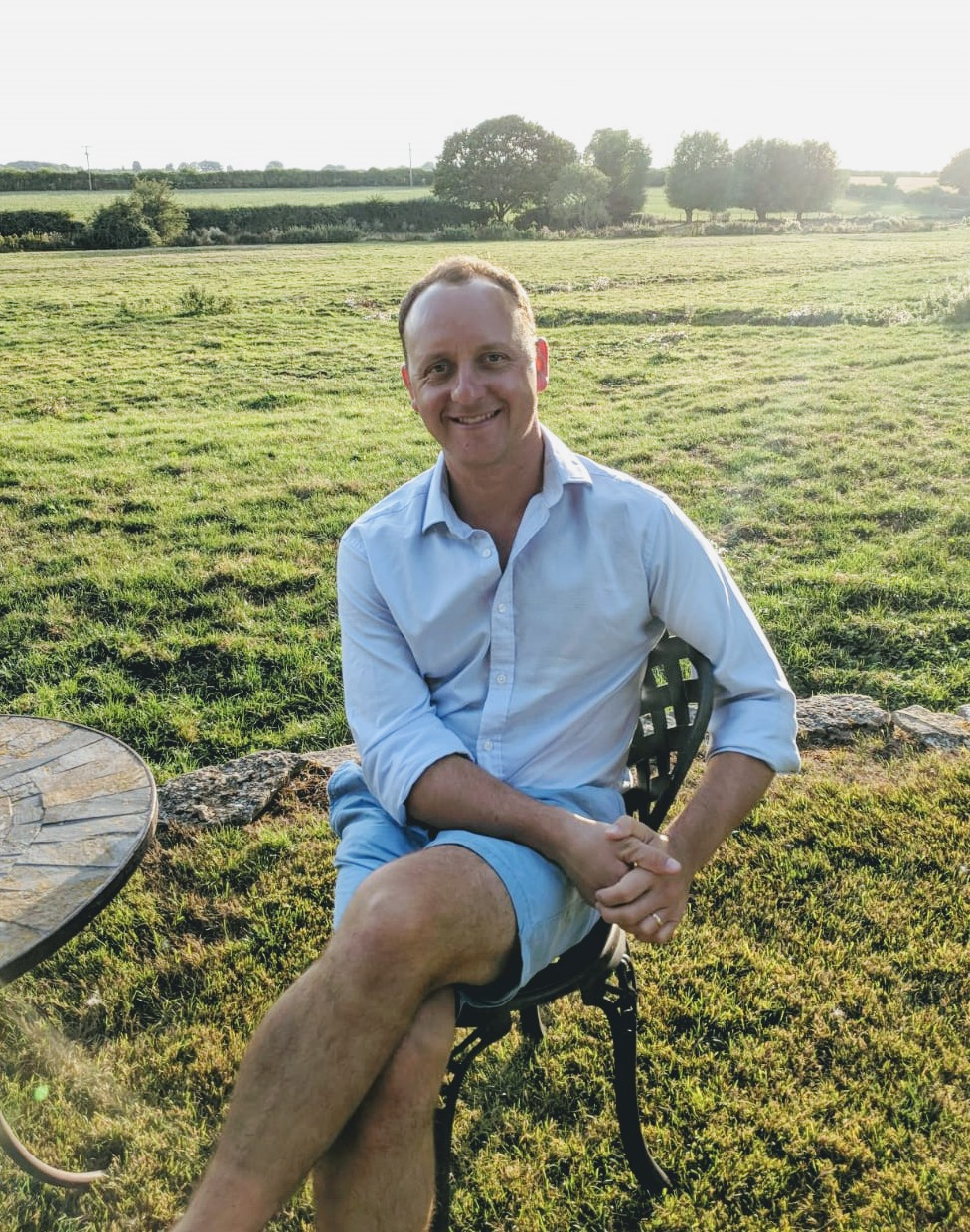 """John Featherby - John is the Founder and Principal Consultant at Shoremount. Read more about his life and personal project which overlaps with the work of Shoremount: """"The Great Reawakening""""."""