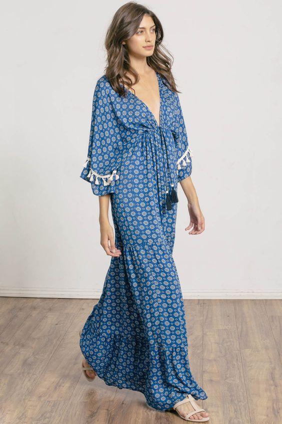 Maxi Dress via Misa - Click image for link