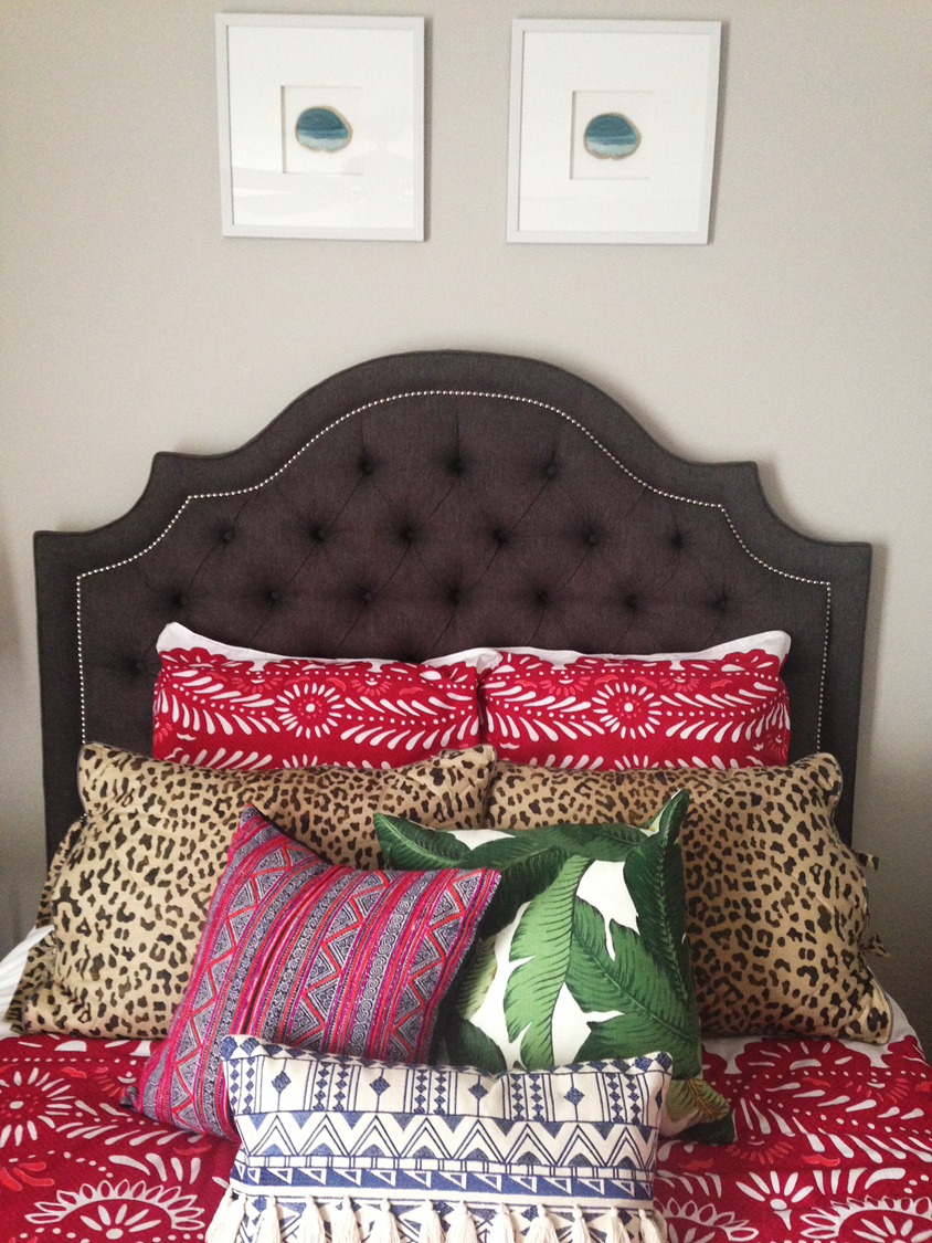 That tassel pillow is EVERYTHING!!!