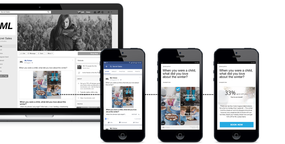 native advertising facebook