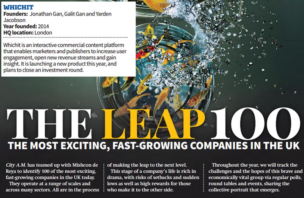 fast growth companies