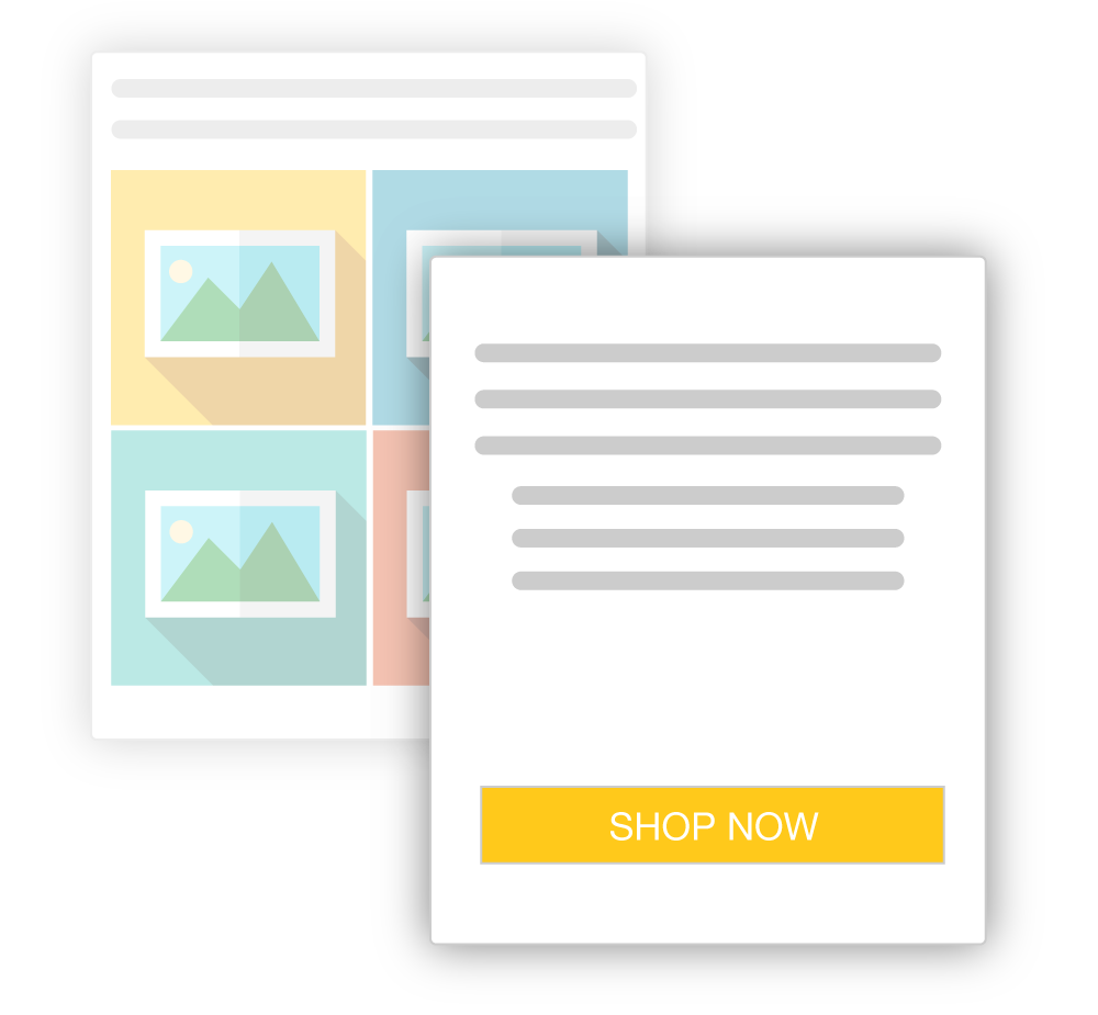 Smart Re-Direct Lead them to the right page with the highest chances for conversion