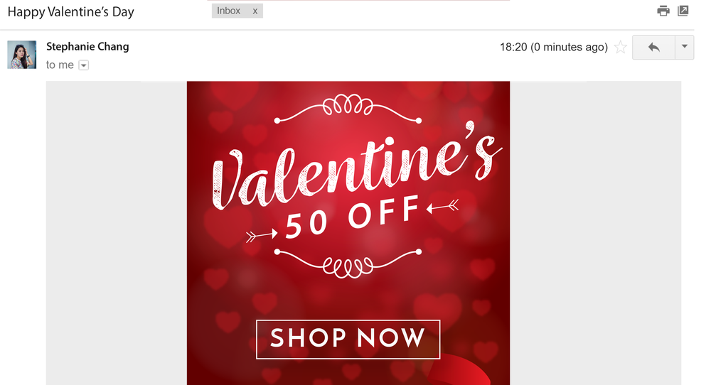 Valentine's Day Lead Generation