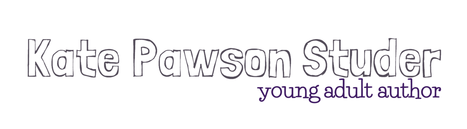 Kate Pawson Studer | YA Author