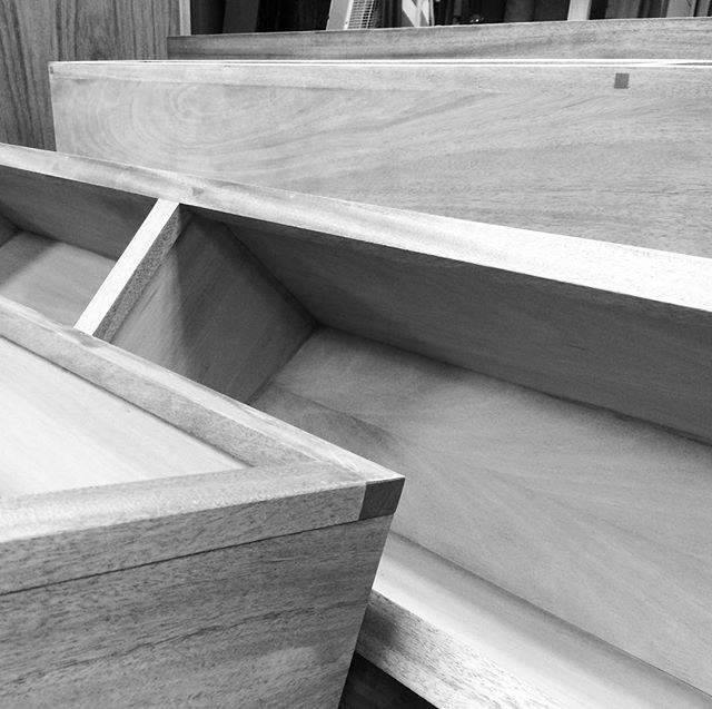 Sanding and finishing... I Love this step.... next week we'll install these and see how they look! #reedbuildingco #craftvanship