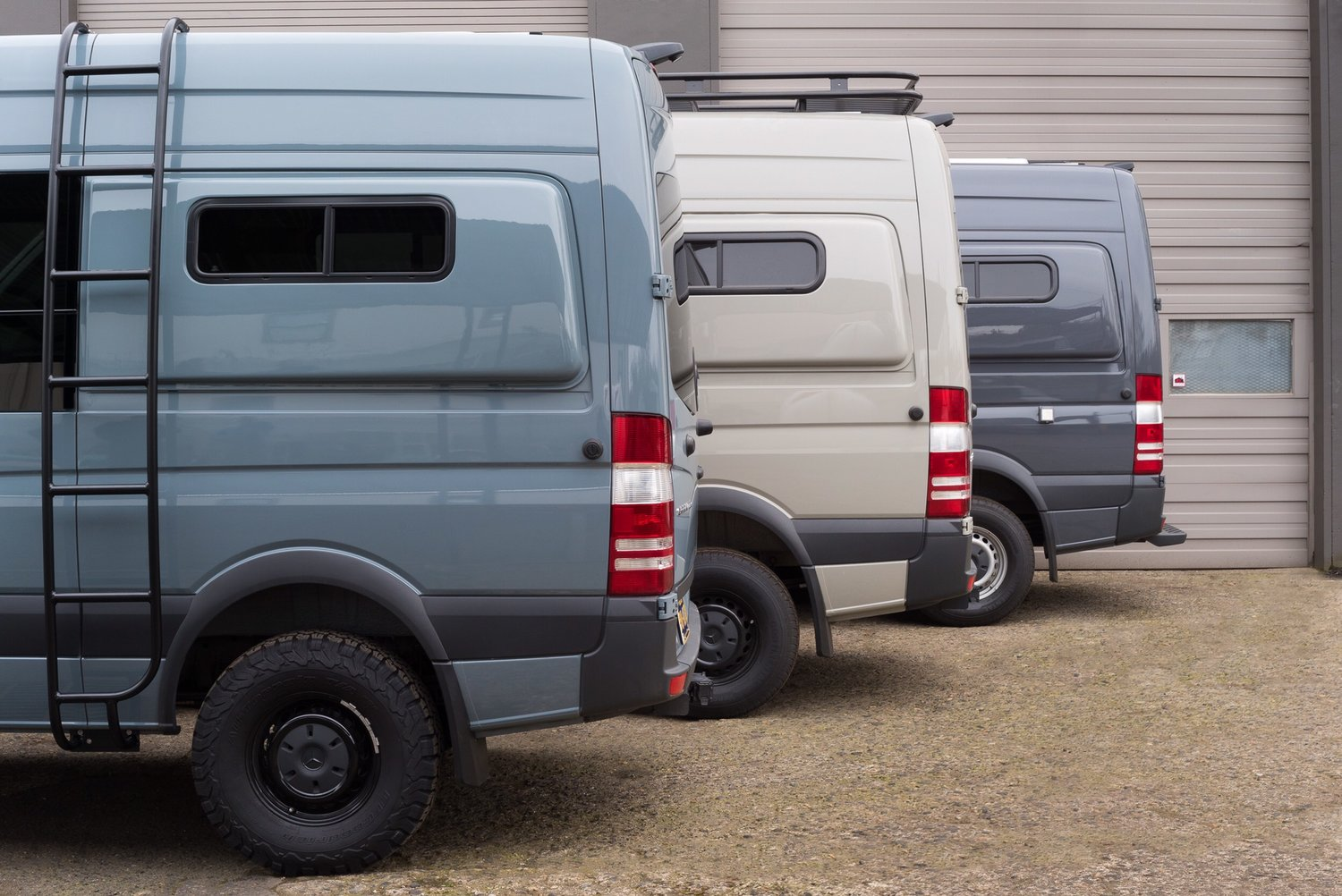 3ea5fedb3446 Each build is highly customized to the functional and aesthetic needs of  our clients. We specialize in upfitting new Mercedes Sprinter vans  and  restoring ...
