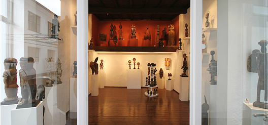 Neuer Showroom TRIBAL ART