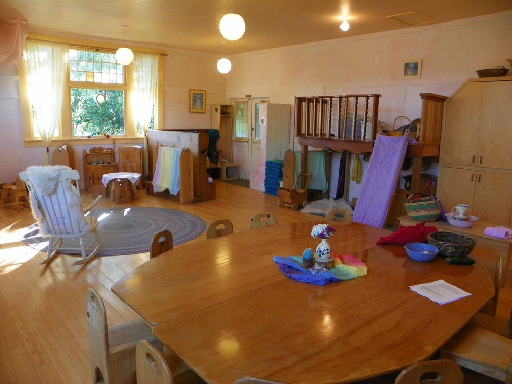 Kinder Garden: Early Childhood Education Curriculum