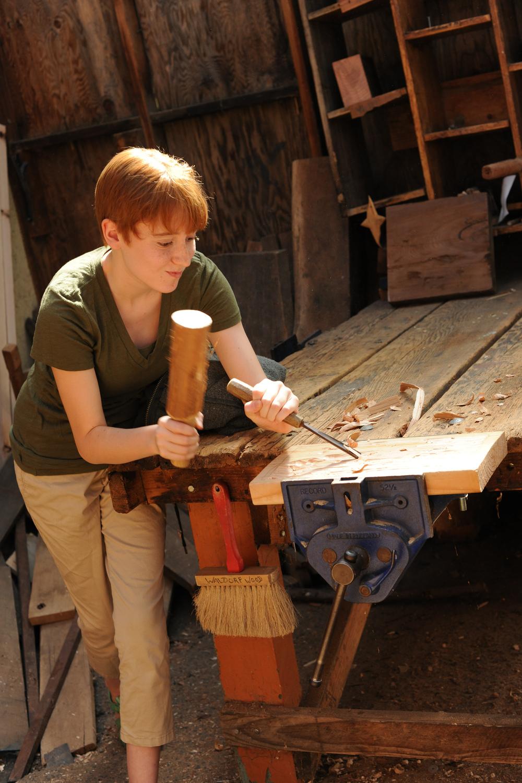Sylvia woodworking.jpg