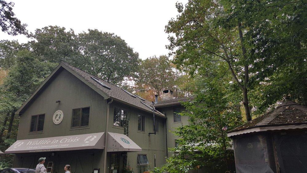 Weston Metal Roof Before