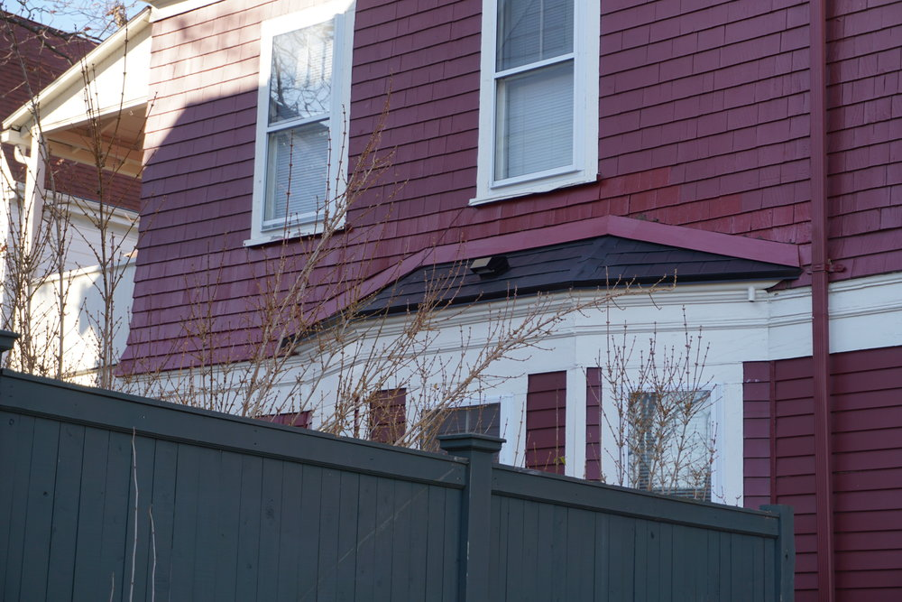 Black Metal Roof in Somerville - After