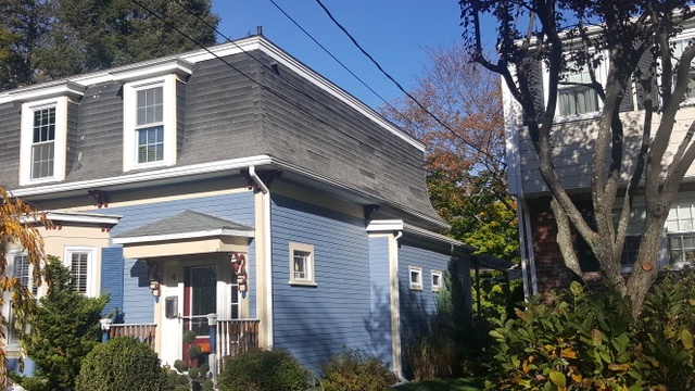 Braintree MA Before Photo