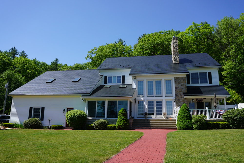 NEW HAMPSHIRE METAL ROOFING