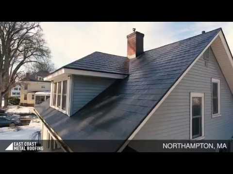 East Coast Metal Roofing - Installing Metal Roofs in CT, MA