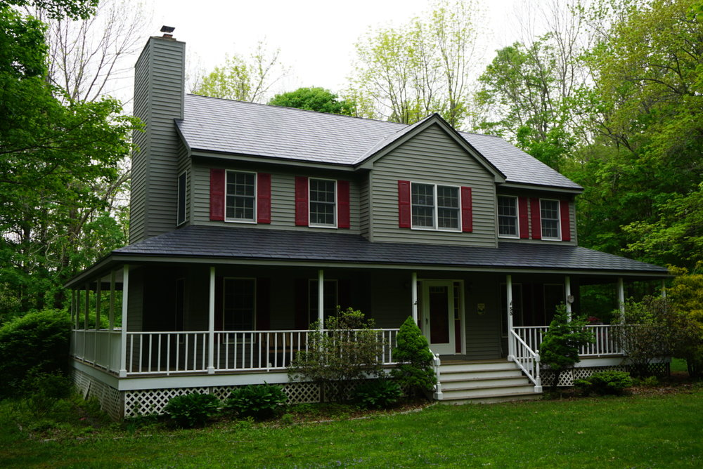 Recent Installations East Coast Metal Roofing