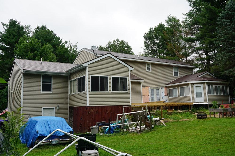 Metal Roof in Hudson, NH