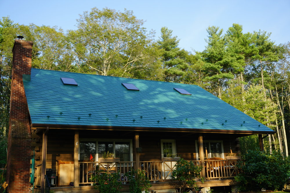 Metal Roof in Barre, MA