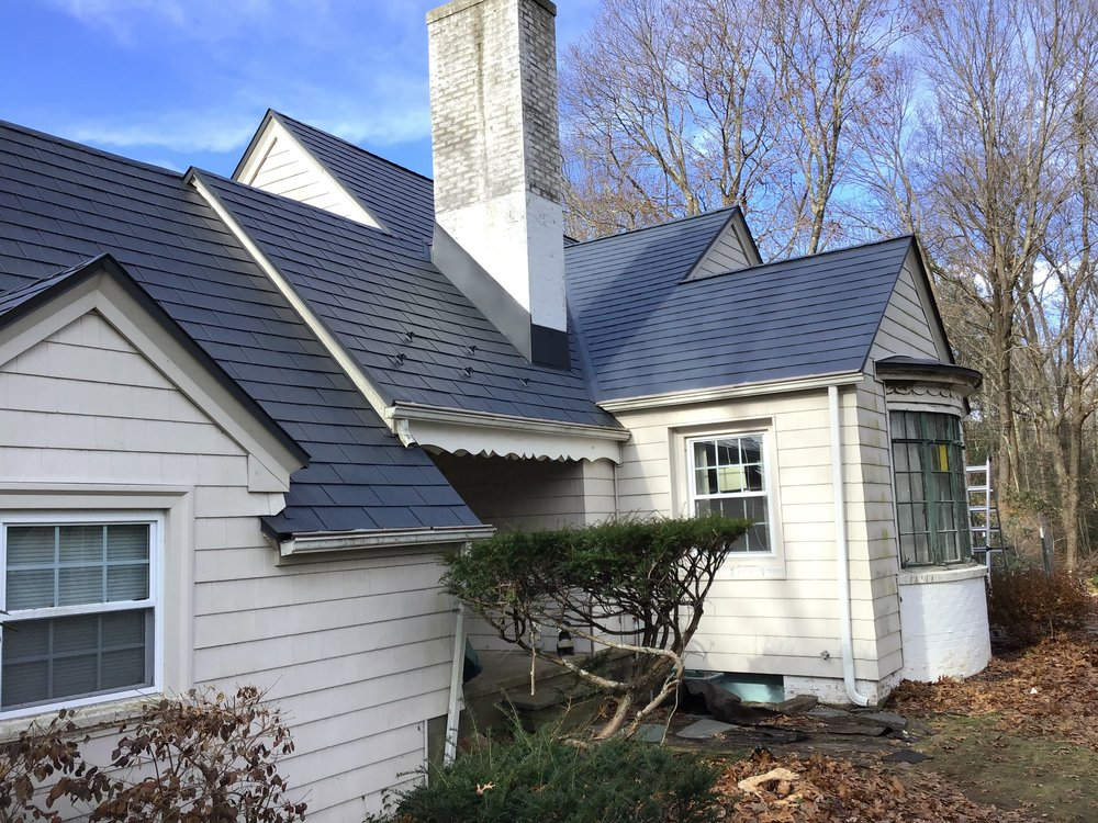 Seekonk Ma East Coast Metal Roofing
