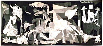 "Pablo Picasso completed ""Guernica"" in 1937, and remained forever exiled from his homeland."