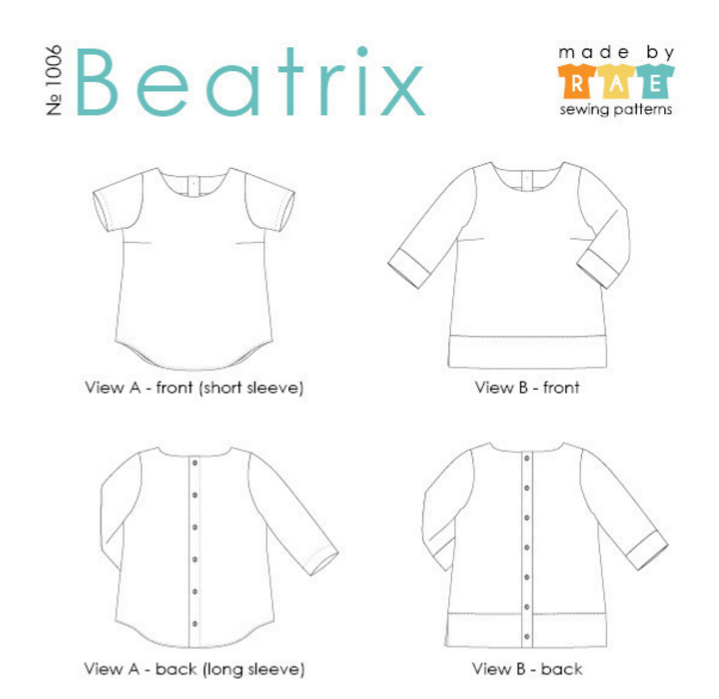 Pattern Staples: Top Five Indie Woven Tee Patterns! — Maker Style