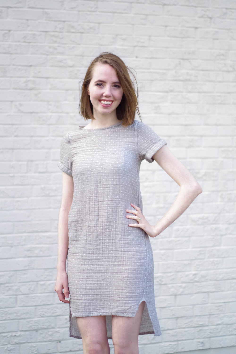 Find out how to DIY your own reversible Inari Tee Dress over on the Maker Style Blog!