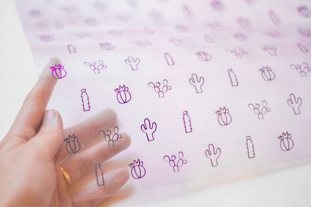 Ever dream of making your own custom fabric? The Cricut Maker makes it SO easy! Check out this post to learn how I used it and my easy press to make an awesome cactus bra